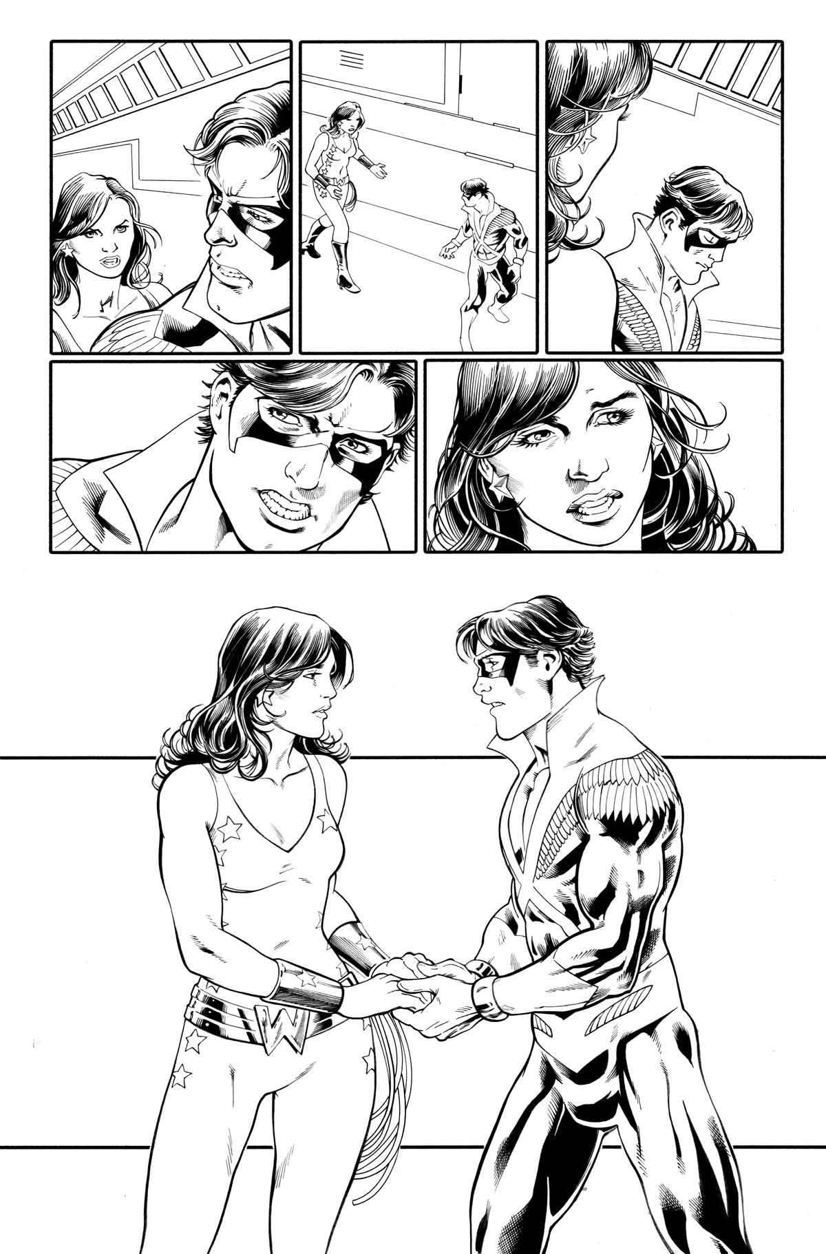 Convergence New Teen Titans