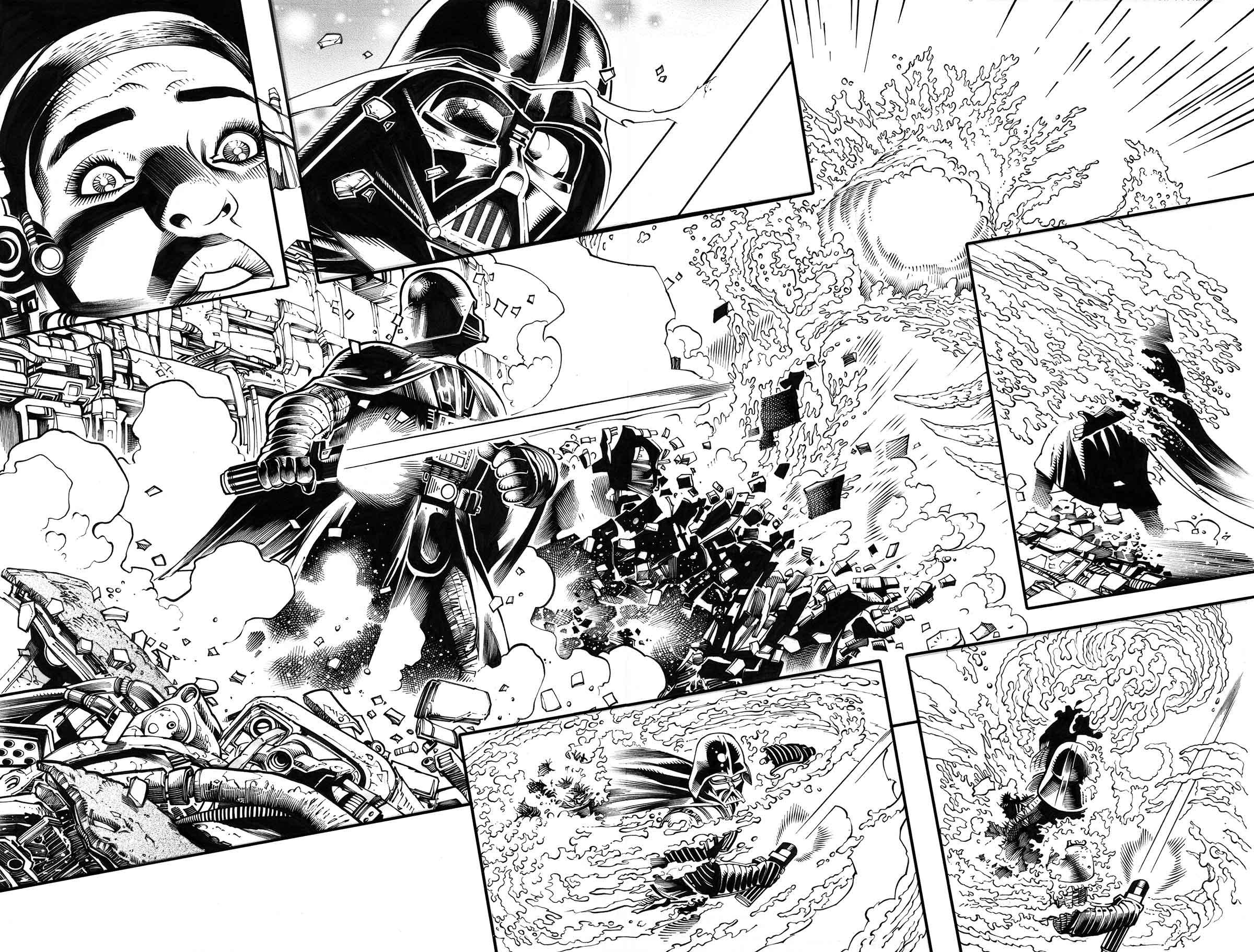 Darth Vader dps